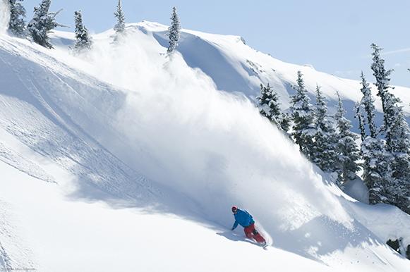 Pro Ride snowboard coach Alan Gautier