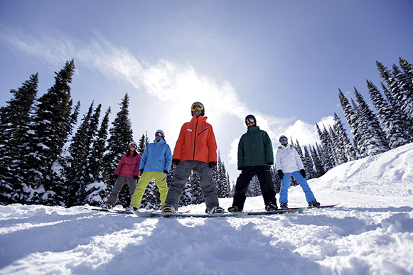 How to become a snowboard instructor
