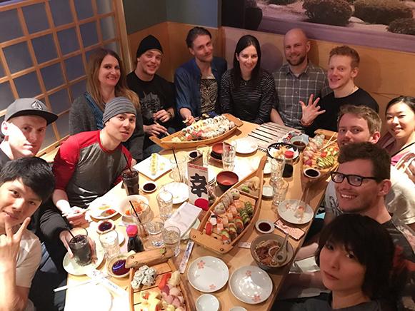 Sachi Sushi Whistler