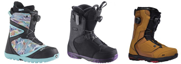 Choose the right snowboard boots