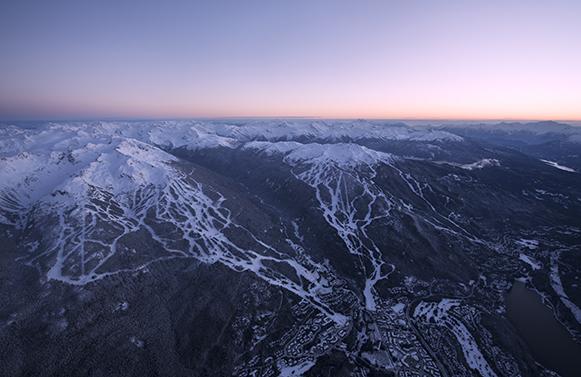 Whistler Blackcomb Mountain