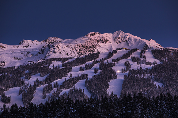 Whistler Blackcomb Resort Upgrades